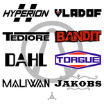 BL2 Weapon Manufacturer Logos - Vector Template by Colefrehlen