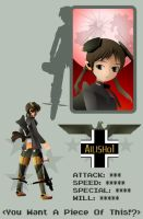 Ailish01's Pixel ID by ShadowRunner27