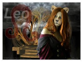 LEO - The Lion by sweetcivic