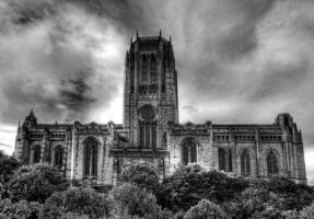 Liverpool Cathedral Outside by CharmingPhotography