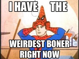 I have the weirdest boner by fromeo