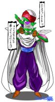 DBHC - Piccolo color insert by Shinjuchan