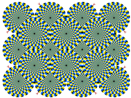 Optical Illusion by Pie-was-here