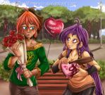 BeyMF::. Happy St Valentine's Day 2015 by Priss-BloodEmpress
