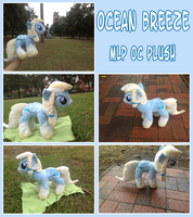 Ocean Breeze Plush by Noxx-ious