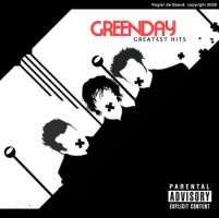 cd cover greenday greatest hit by chemical-nos