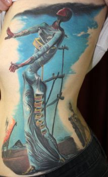 Dali ribs by Christopherallenism