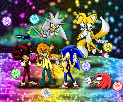 SX- What the hell is a Rainbow Road? by RyokoDarkwing