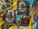Witches Tarot by SapphoTheVampyrePoet