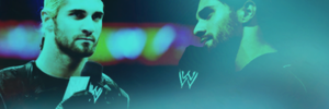 Seth Rollins Banner 2 by TheSoulOfTheSouless
