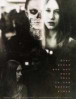 Picspam - Tate and Violet, AHS by aranellenolwe
