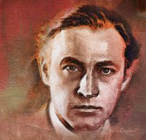 John Barrymore by Priapo40
