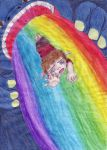 And at the end of rainbows... by LittleWhiteSayuri