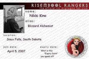 My Risembool Ranger Badge by xxxKat-Chanxxx