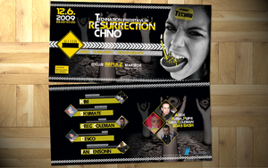 Techno Resurrection by mprox