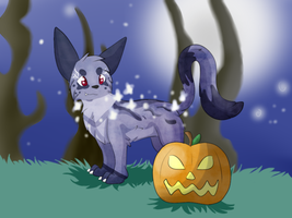 Shiro Halloween by mirandooom