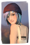 Life is strange chloe by Little-Roisin