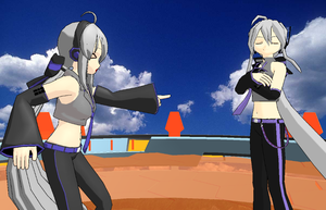 MMD - New Models by ToaJahli