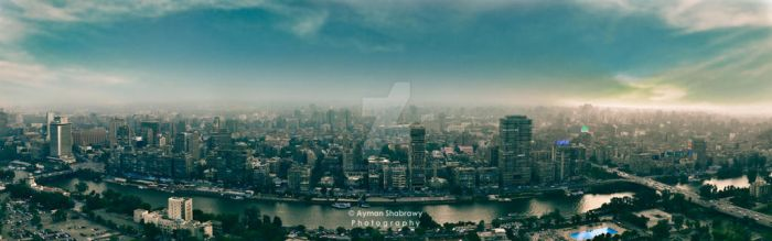 Great Cairo by shabrawyz