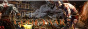 God of War Sign by KnucklesTheEchidna53