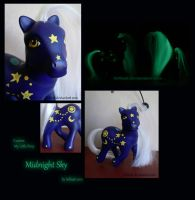 Custom MLP Midnight Sky by Solkatt