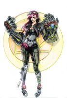 Here comes Vi by xCoffeeAddict