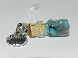 She Sells Seashells Phone Charm by Secretvixen