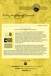 Hufflepuff Journal Skin by extraordi-mary