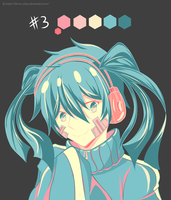 Colour Meme: #3 ENE by Hinna-chan