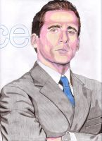 Steve Carell the office by golhom