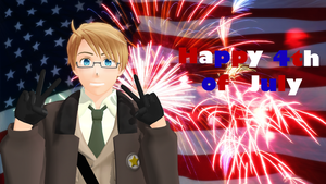 .:Happy 4th Of July:. by Retroix