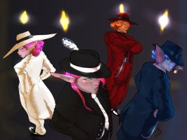 Zoot suit colors by thunderking