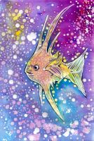 Batik Fish2 by dawndelver