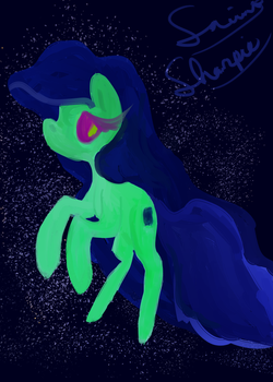 spacepony by TheRaven106