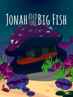 Jonah and the Big Fish Cover by jcroxas