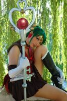 Sailor Pluto or Sestuna by Giorgiacosplay