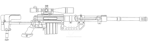 M200 Outline by SpillnerLoL
