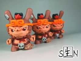 Monkey King Dunny by STR1KU