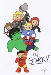 I'm STARK by LeniProduction