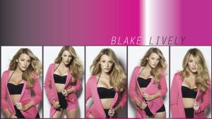 Blake Lively by ResolutionDesigns