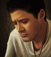 Dean Winchester by CaliberArts