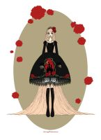 Rose Red by scissors-and-lace