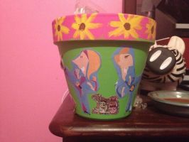 My TSS Easter Pot by VictorVoltfan1