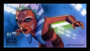 Ahsoka by roberthendrickson