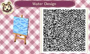 Water design by GumballQR