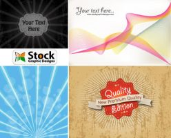 Free Vector Backgrounds by Stockgraphicdesigns