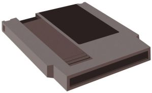 NES Cartridge Vector by Peachysic