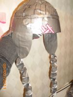 duct tape hat with ear flaps 2 by toastles