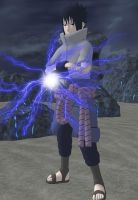 The Powers of the EMS and Chidori by calibur222