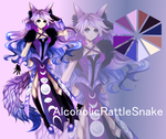 Adoptable- Paypal- CLOSED by AlcoholicRattleSnake